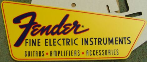 Fender Fine Electric Instruments