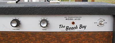 Acoustic Control The Beach Boy Amplifier Model 6520