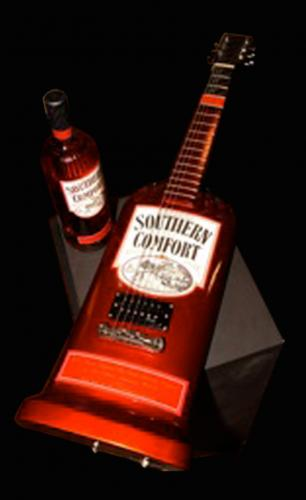 MDX Southern Comfort guitar