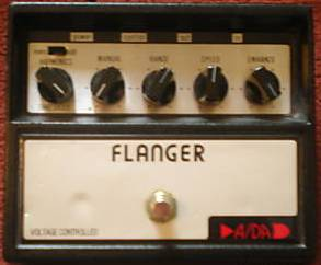 ADA Flanger effects pedal