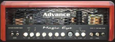 Advance Tube Technology amplifier