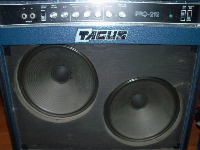 Tagus amplifier