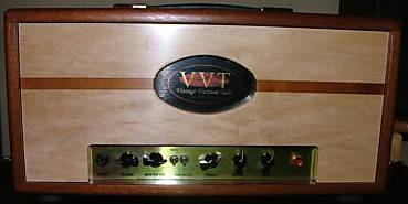 VVT amplifier head
