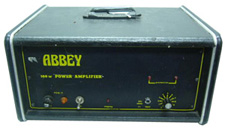 Abbey amplifier