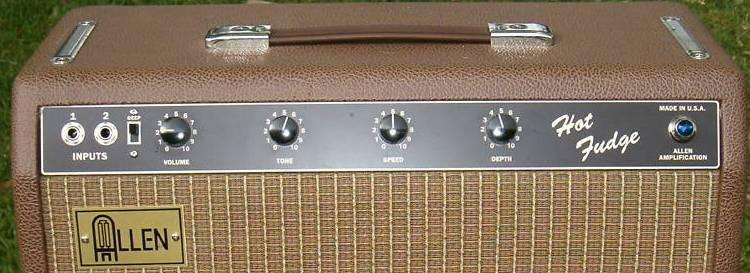 Allen Amplification Hot Fudge