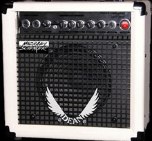 Dean combo guitar amplifier