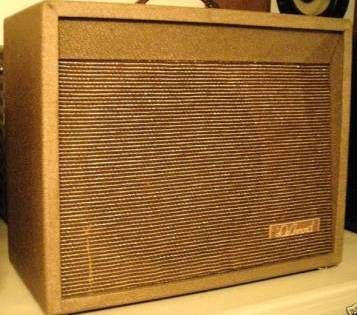 De Armond combo amplifier Rowe Industries