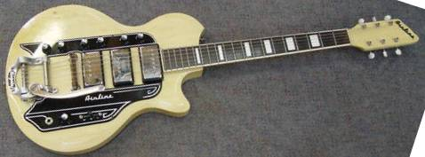 Airline guitar