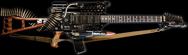Johnson AK47 guitar