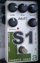 AMT S1 Legend Amps