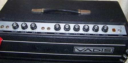 Soundcraft Vadis ampliier head