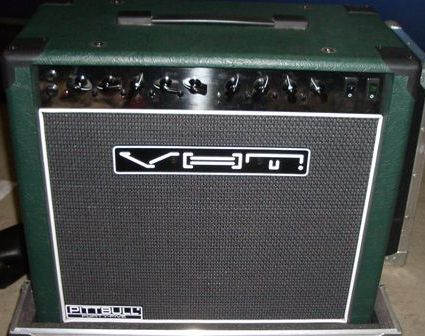 VHT Pittbull 45 12 inch combo amplifier