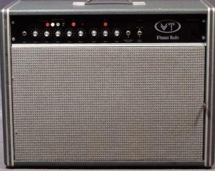 Vibration Technology Canada guitar amplifier